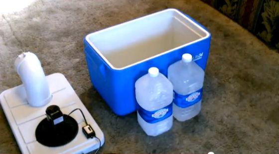Rinfresca casa con un condizionatore fai da te spendendo - Condizionatore perde acqua dentro casa ...