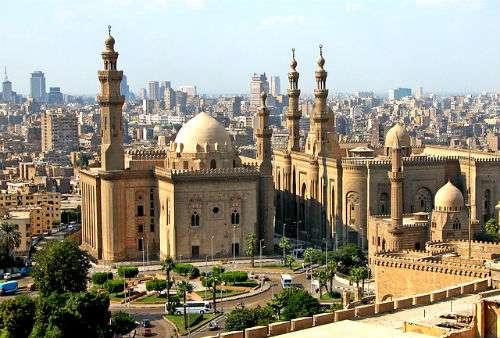 Pasqua Cairo – Egitto