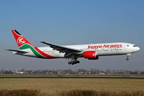 Kenya Airways sicura?