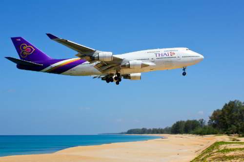 Thai Airways incidenti