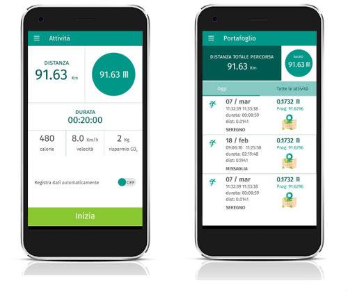 app movecoin essere pagati per camminare