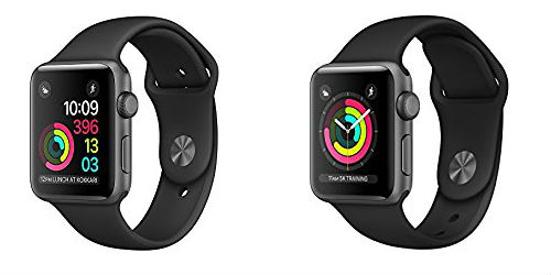apple watch serie 2 e 3 differenze
