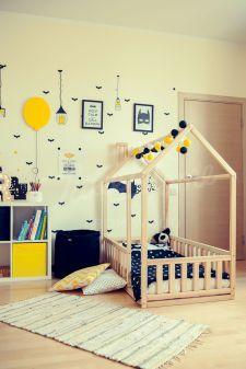 Esempio camera Montessori 3