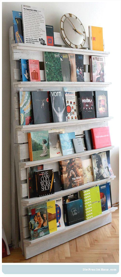 Idee libreria a costo zero