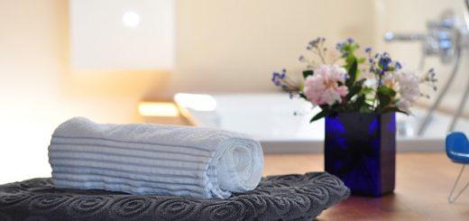 asciugamani riciclo creativo