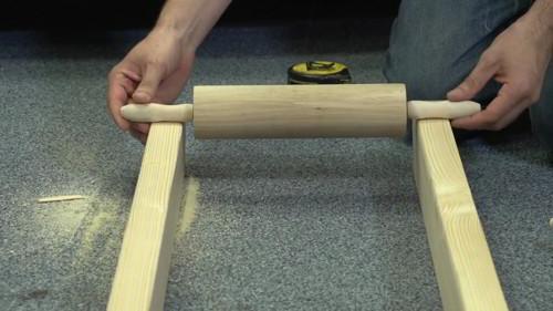 assi legno tapis roulant