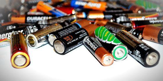 batterie pile risparmio