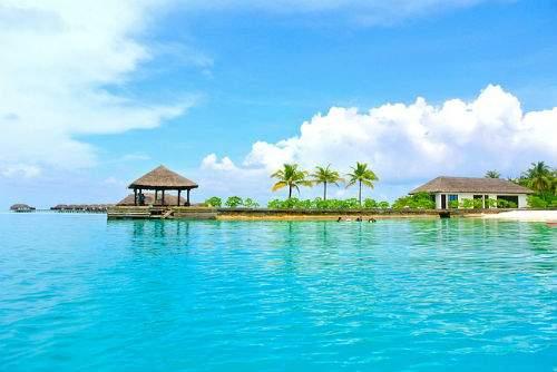 capodanno caldo maldive