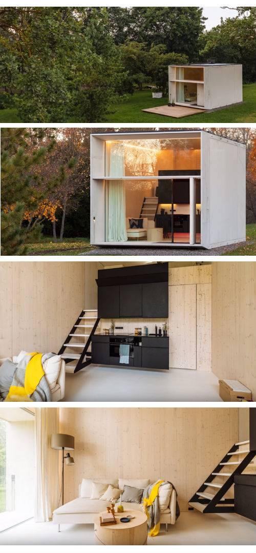 micro house koda
