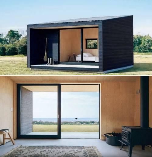 muji micro casa progetto