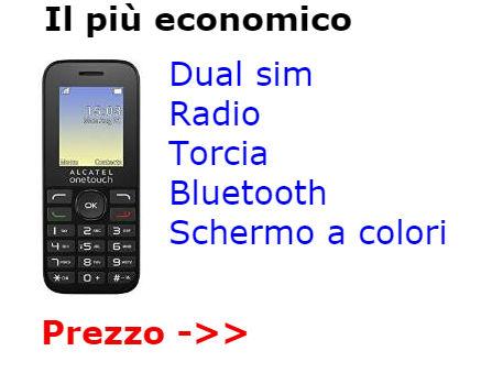 cellulare 15 euro