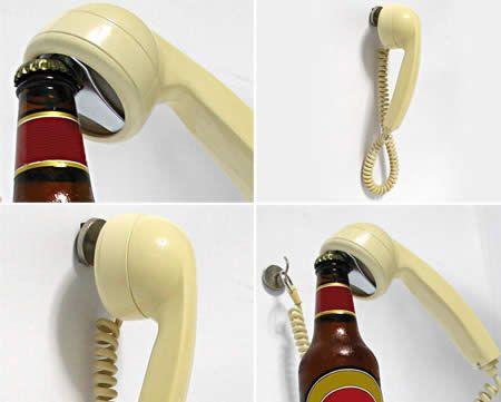 cornetta telefono riciclo