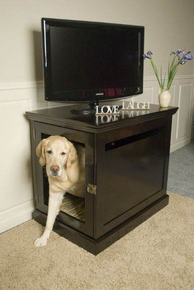 cuccia cane fatta in casa