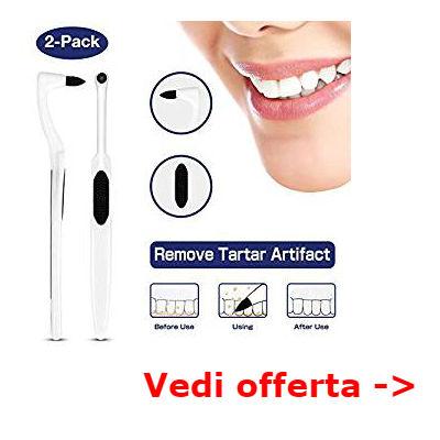 prodotto per sbiancare i denti