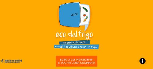 ecodalfrigo app