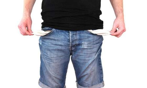 come non fare debiti