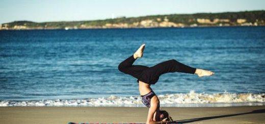 yoga per fare muscoli e rilassarsi