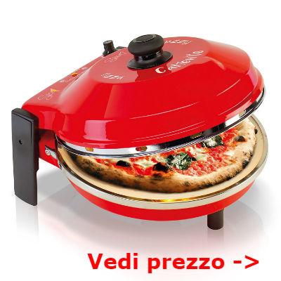 forno elettrico per fare la pizza