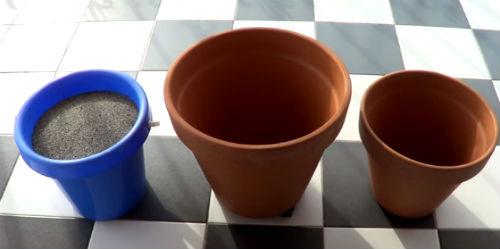 frigo con vaso