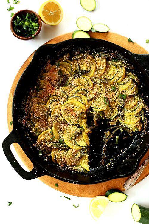 frittata spaghetti con zucchine