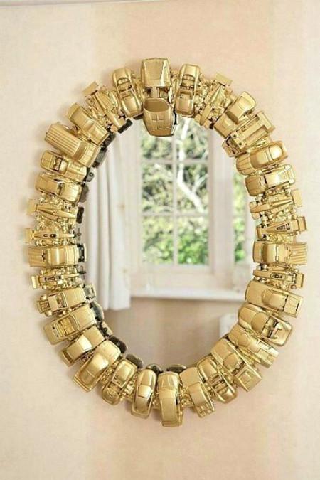 specchio camera bimbi