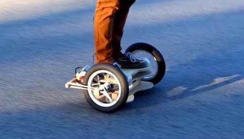 skate con batteria