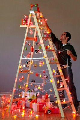 idee albero natale originale