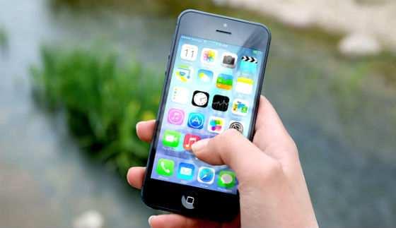 iphone trasferimento dati