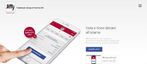 jiffy app per scambiarsi soldi