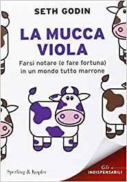 la mucca viola libro