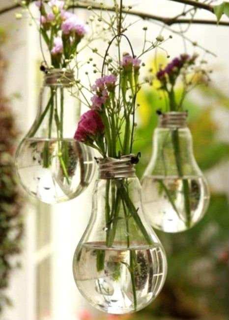 lampadine per fiori