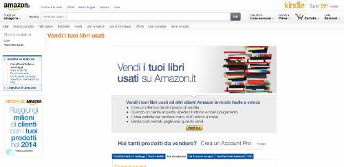 libri secondamano vendita