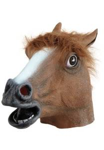 maschera cavallo bimbo