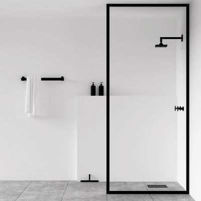 doccia stile minimal
