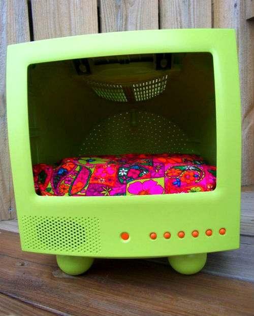 monitor riciclo casetta