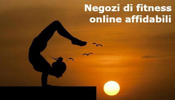 negozi sportivi online