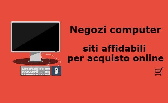 negozi pc acquisto on line