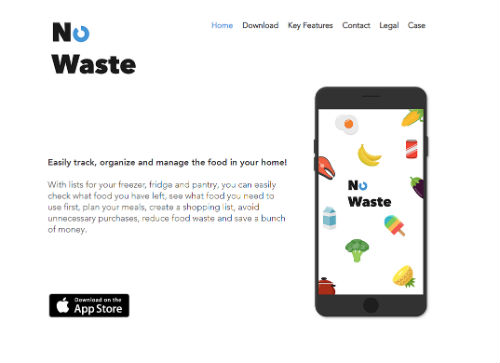 no waste app