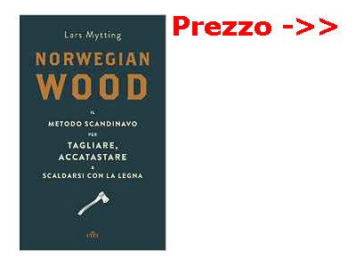 norwegian wood legna libro