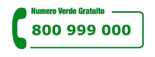 numero verde contro strozzini