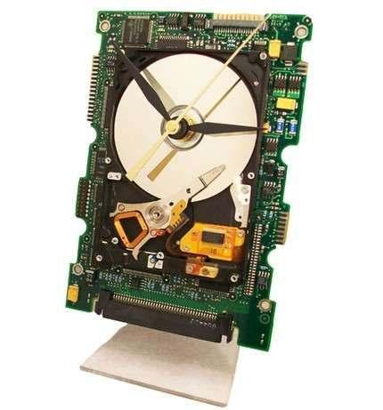 orologio componenti computer