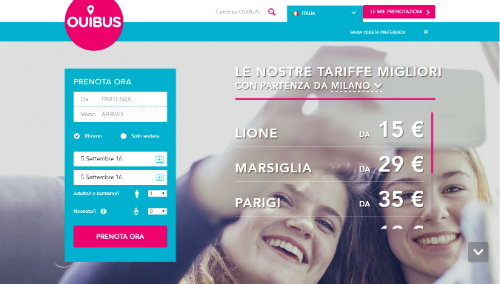 ouibus lowcost