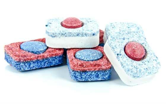 pastiglie lavastoviglie fai da te