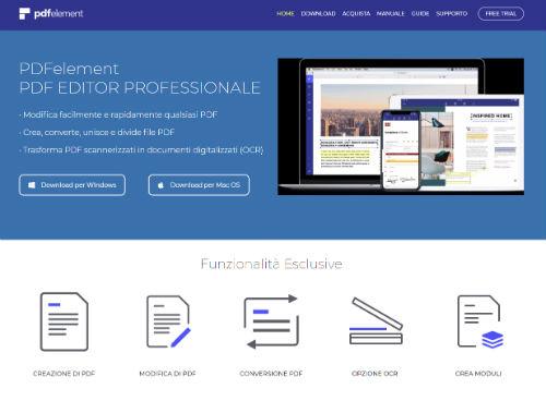 pdf element pro compilare