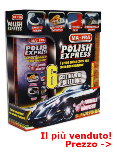 polish auto lucidante carrozzeria