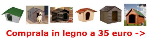 prezzi cucce legno