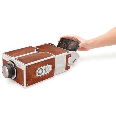 proiettore per smartphone zoom