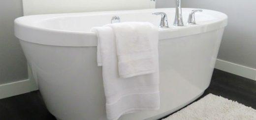 pulire bagno poco tempo