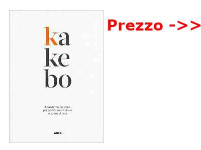 quaderno kakebo