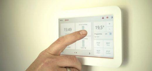regolare termostato
